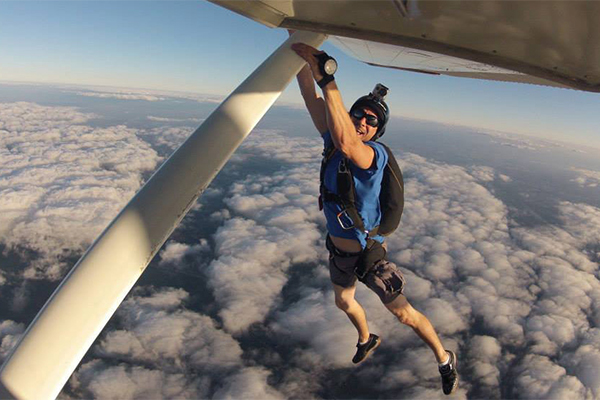 Skydiving Exits: Backflips And Spins | WNY Skydiving