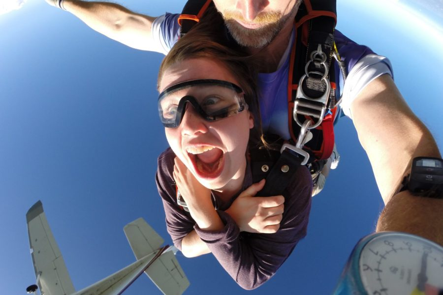 Skydiving - A Life Changing Experience | WNY Skydiving