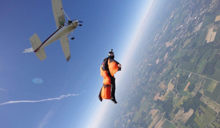 Wingsuiting | WNY Skydiving