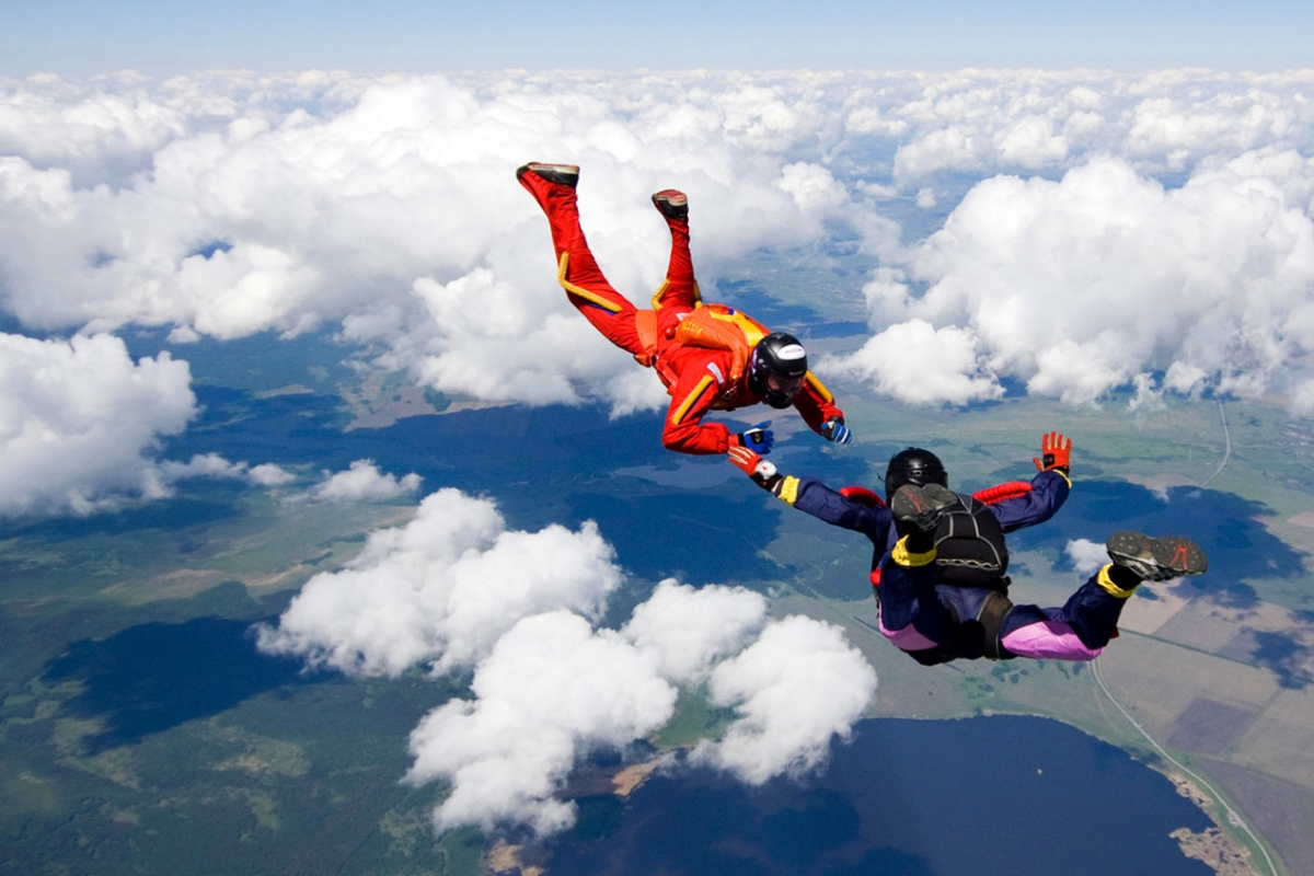 How Much Does Skydiving Certification Cost | WNY Skydiving