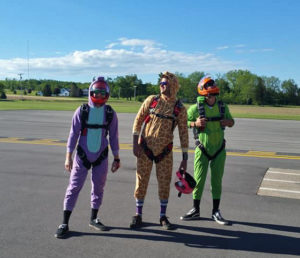 What to Wear Skydiving | Western New York Skydiving