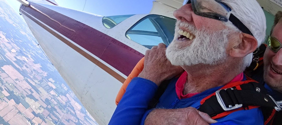 Why Skydiving? | Western New York Skydiving - Buffalo ...