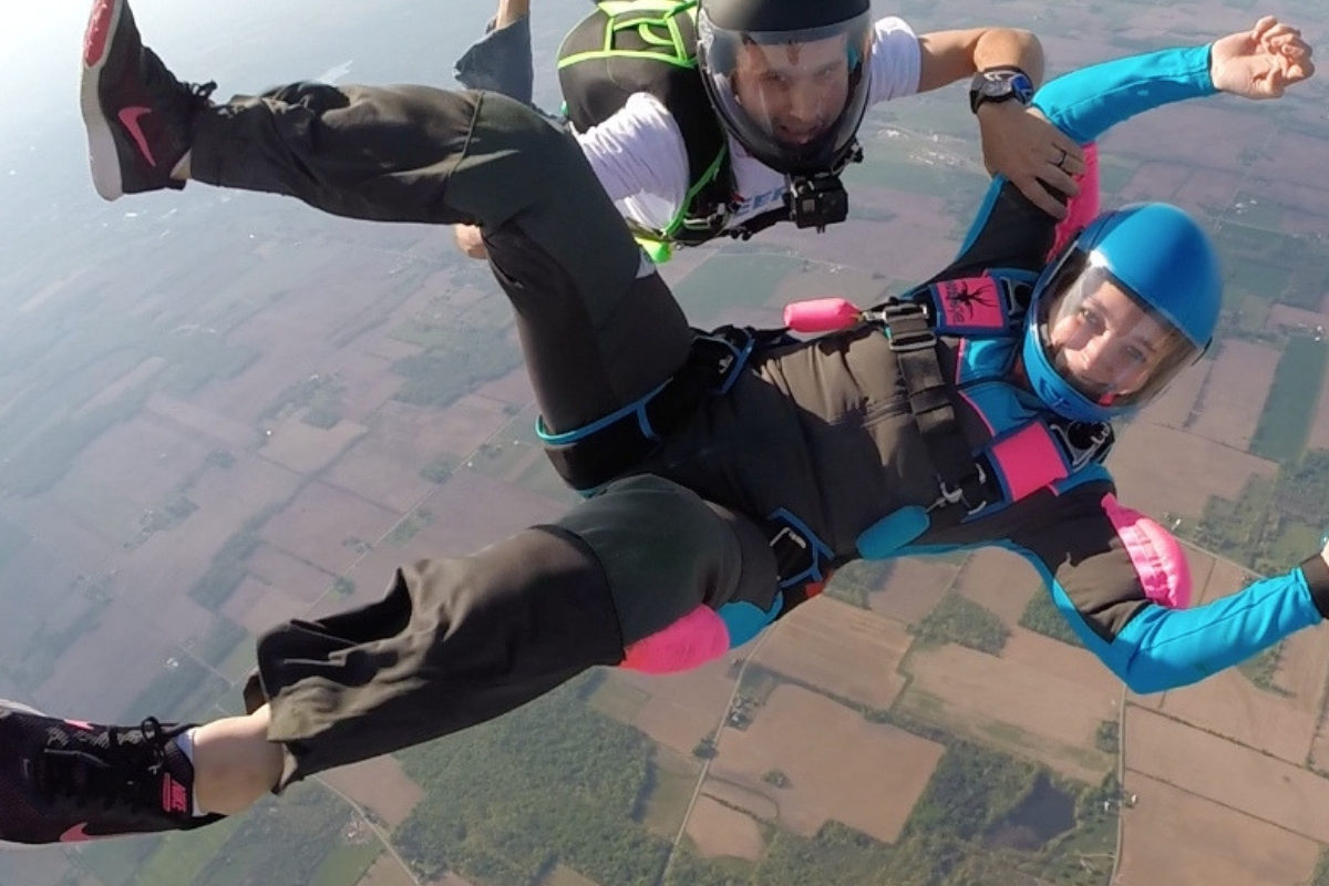 What To Wear When It's Cold | WNY Skydiving