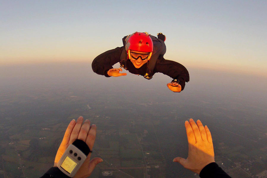 When Can I Skydive By Myself?