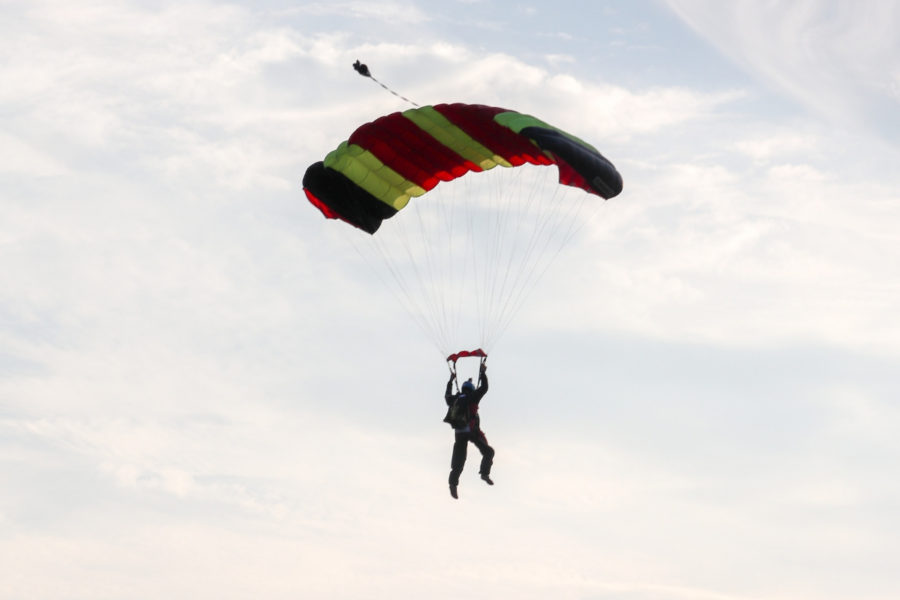When Can I Skydive By Myself? | WNY Skydive