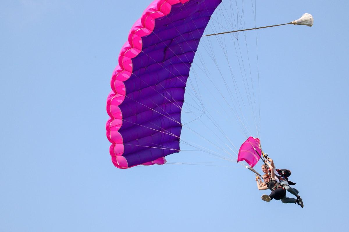 What Skydiving Feels Like | WNY Skydiving
