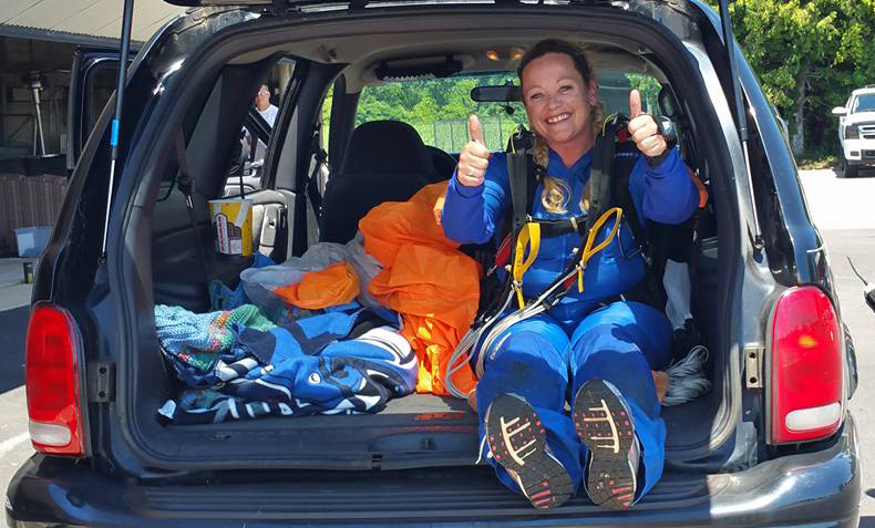 What To Wear Skydiving | WNY Skydiving