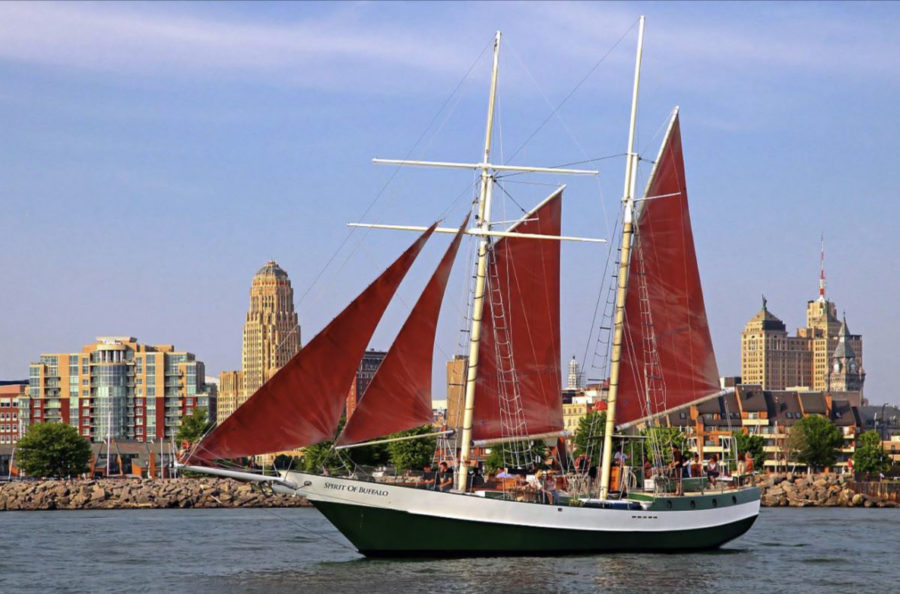 Sailing on the Spirit of Buffalo - Fun things to do in Buffalo, NY