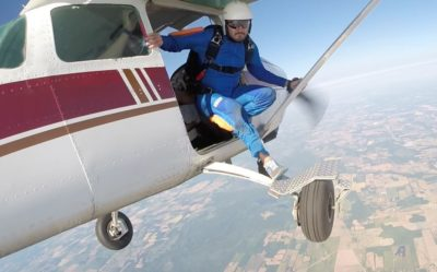 WHAT HEIGHT DO YOU SKYDIVE FROM? | WNY Skydiving