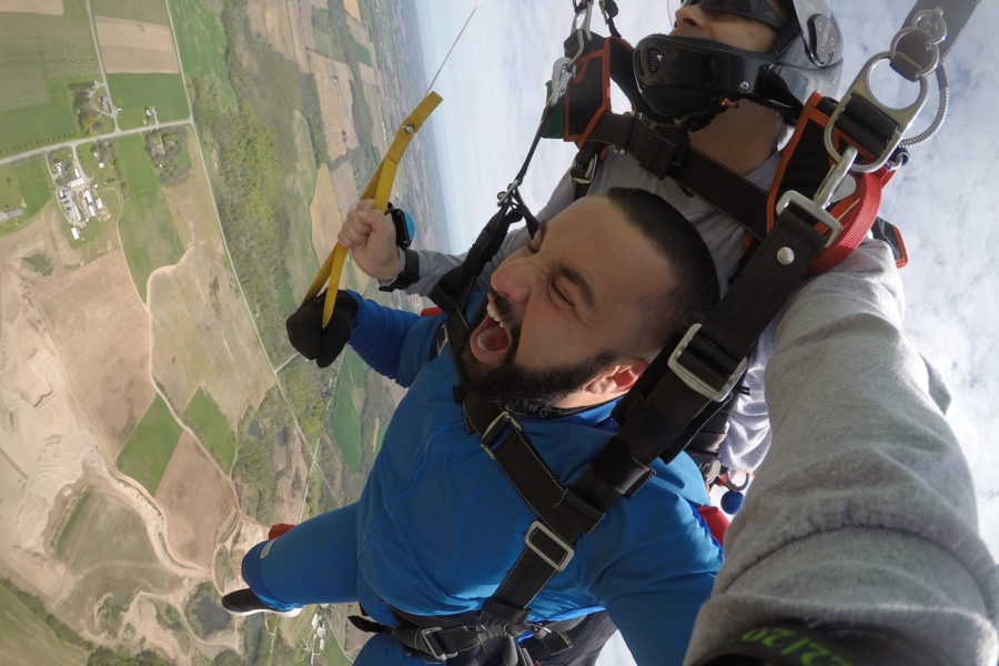 ALL ABOUT AFF SKYDIVING | WNY Skydiving
