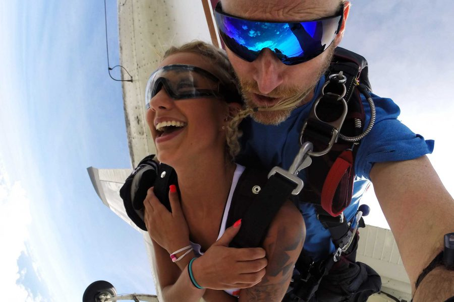 How Safe Is Skydiving | WNY Skydiving